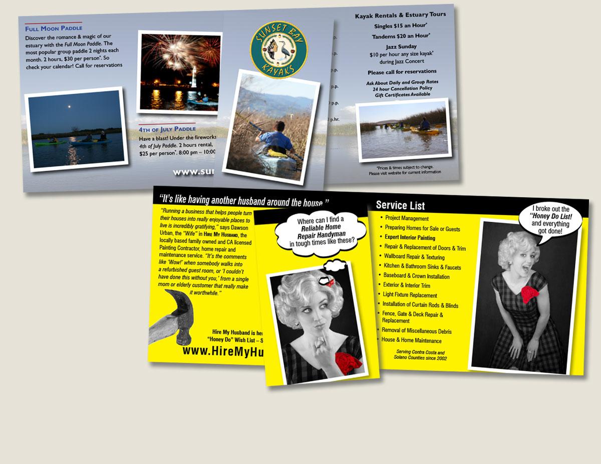 Mini-Brochures
