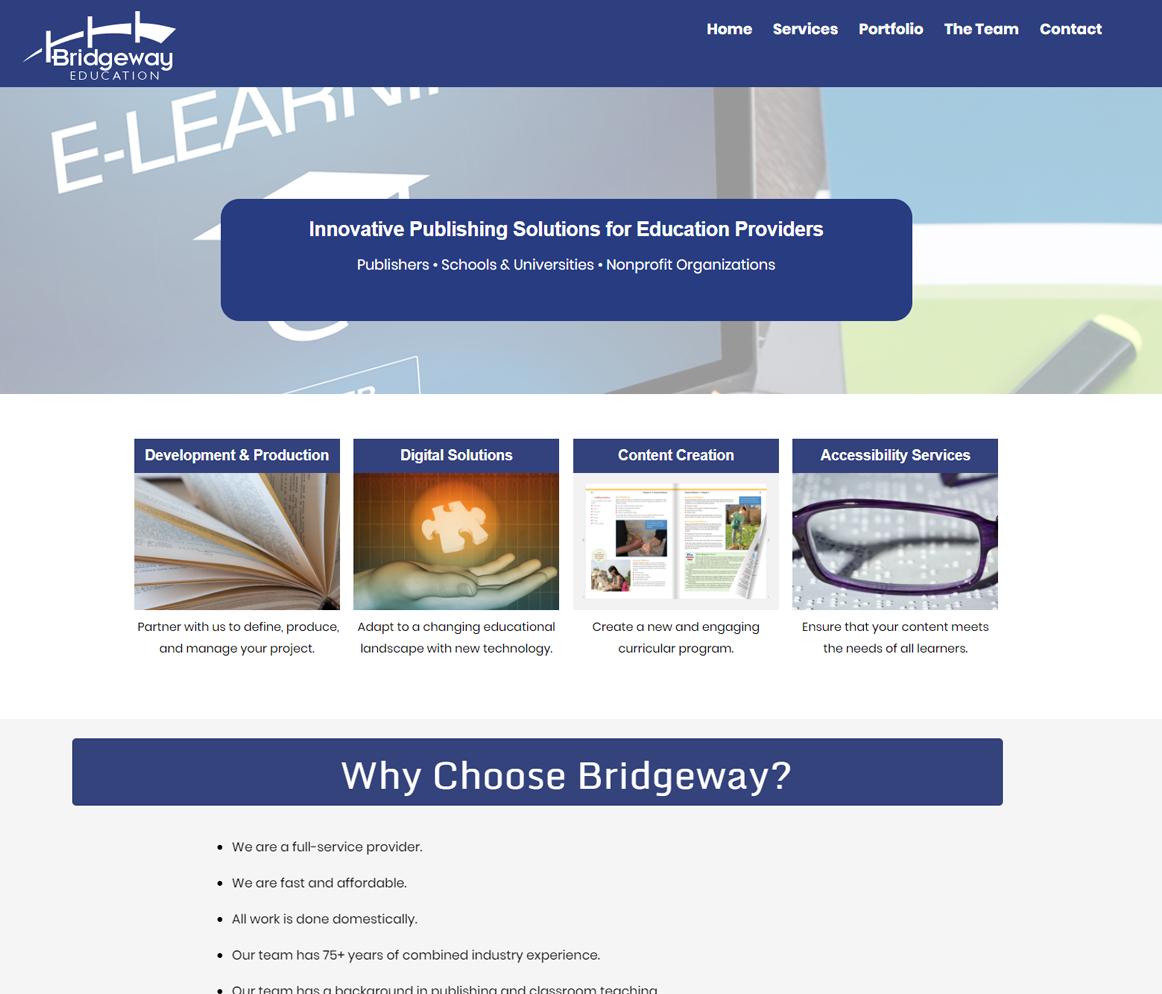 Web-site-bridgeway