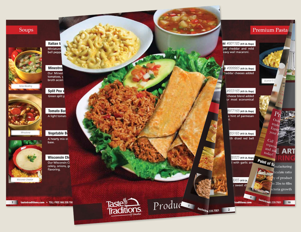 Online-Flip-Page-Brochures-Taste-Traditions
